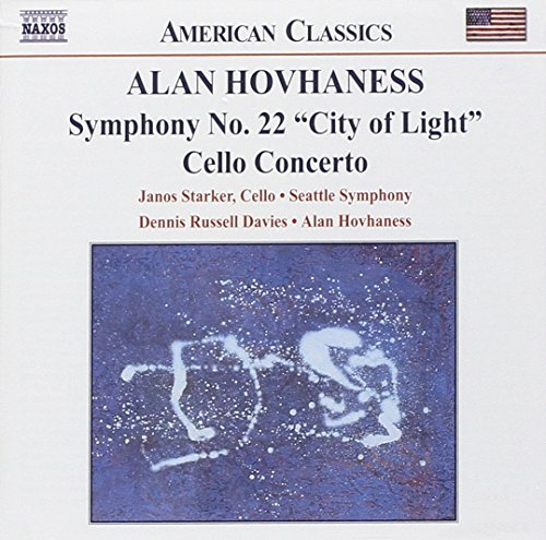 Symphony 22: City of Light / Cello Concerto