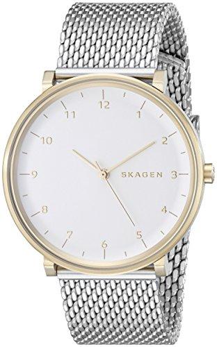 Skagen Men's SKW6170 Hald Stainless Steel Mesh Watch
