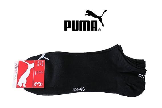 puma sneaker socken herren schwarz
