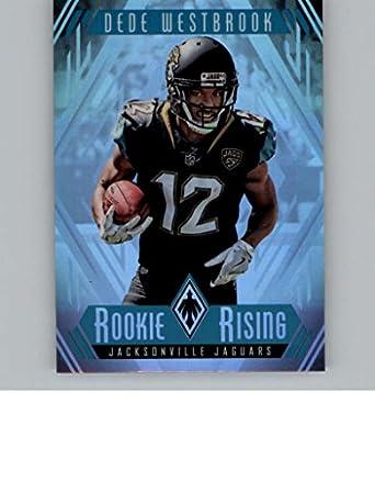 ea3f78498 2017 Panini Phoenix Rookie Rising  13 Dede Westbrook Jacksonville Jaguars