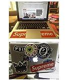 Supreme Box Logo Sticker Large Size 7.48 2.16