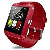 NOKKOO Multi-functional Smartwatch U8 Bluetooth Smart Watch with...