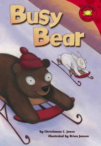 Busy Bear (Read-It! Readers) pdf epub