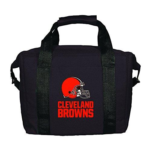 Kolder 12 Pack Cooler Bag - NFL Cleveland Browns Soft Sided 12-Pack