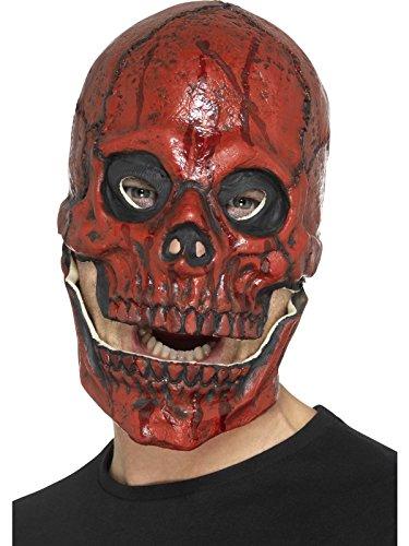 (Blood Skull Mask Latex Foam)