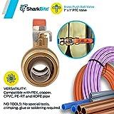 SharkBite 22222-0000LFA Ball Valve, Water Valve