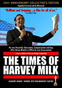 The Times of Harvey Milk (20th Anniversary Collector's Edition)