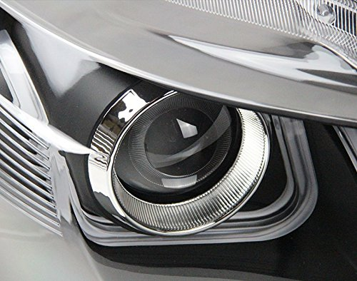 GOWE Car Styling For Toyota Vios headlights 2014-2016 Vios led headlight Head Lamp led drl projector headlight H7 hid Bi-Xenon Color Temperature:6000K Wattage:55W 3