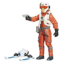 STAR WARS E7 X-Wing Pilot Asty Figure