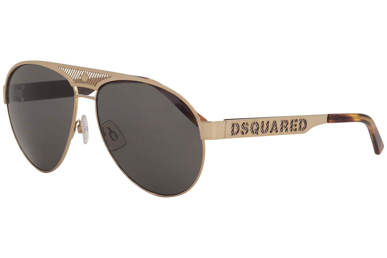Amazon.com: Dsquared2 para hombre Dq0138 – 33J, Diseñador ...