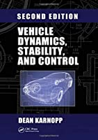 Vehicle Dynamics, Stability, and Control, 2nd Edition Front Cover