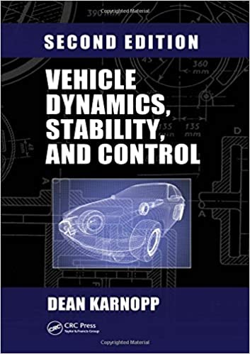 Amazon com: Vehicle Dynamics, Stability, and Control (Mechanical