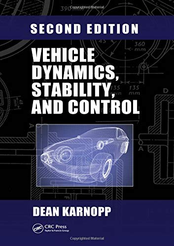 (Vehicle Dynamics, Stability, and Control (Mechanical)