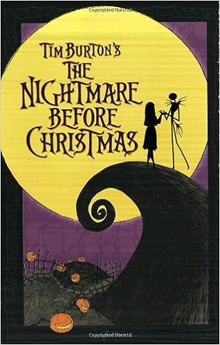 Tim Burton's the Nightmare Before Christmas (Manga): Tim Burton ...