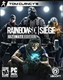 Tom Clancy's Rainbow Six Siege Ultimate Edition [Online Game Code]