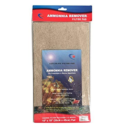 Finest-Filters Ammonia Remover Foam Sponge Sheet For Aquarium / Fish Tank Or Pond