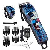 Best hair clipper and trimmer set - Professional Cordless Hair Clippers Beard Trimmer For Men Review