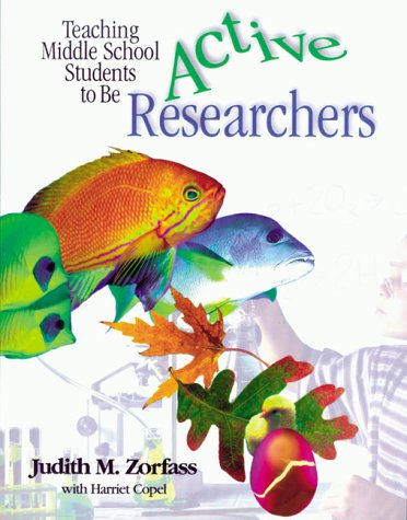 Teaching Middle School Students to Be Active Researchers