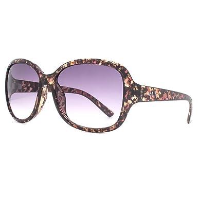 4f6c44de2c87 M:UK Notting Hill Classic Wrap Sunglasses in Pink Confetti Print MUK147861  One Size Gradient Grey Pink Confetti Print: Amazon.co.uk: Clothing