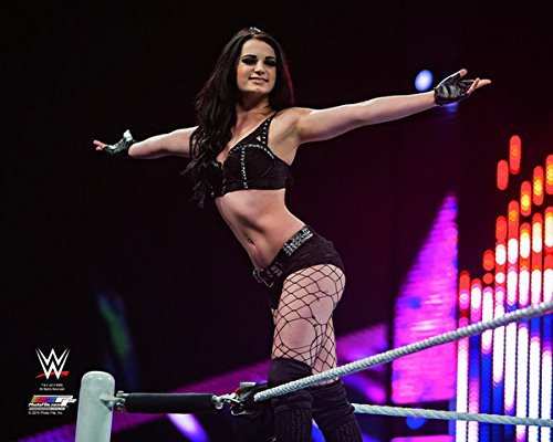"""Paige WWE 2014 Action Photo (Size: 8"""" x 10"""")"""