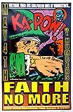 Faith No More Poster 1998 Concert