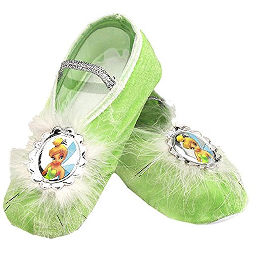 Peter Pan Child's Tinkerbell Costume Shoes