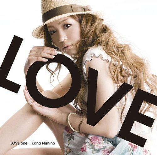 CD : Kana Nishino - Love One (CD)