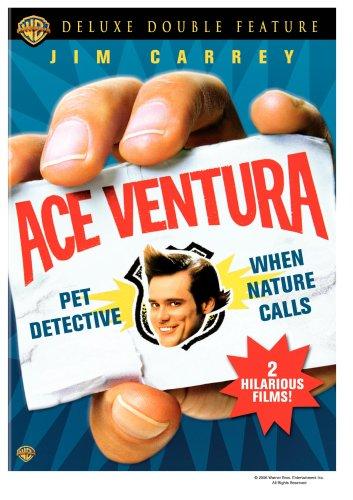 Ace Ventura Deluxe Double Feature (Pet Detective / When Nature - Ventura Outlets