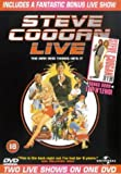 Steve Coogan: Live 'n' Lewd/The Man Who Thinks He's It [DVD]