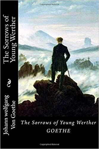 the sorrows of young werther romanticism
