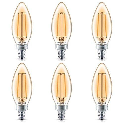 6 pack e12 led bulb - 9