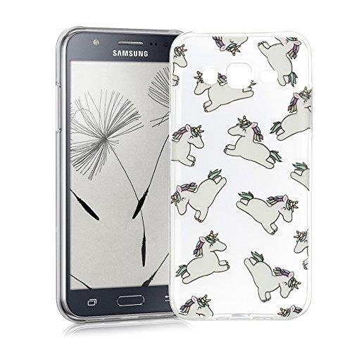 59 opinioni per Cover Samsung Galaxy J5 2015 SM-J500F Silingsan Cover in Silicone TPU per