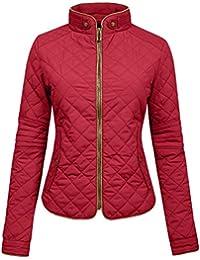 Amazon.com: Red - Coats, Jackets & Vests / Clothing: Clothing ...