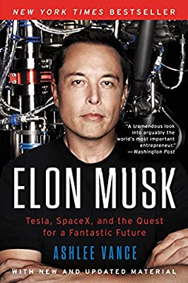 Elon Musk: Tesla, SpaceX, and the Quest for a Fantastic Future - 10125543 , 006230125X , 285_006230125X , 588987 , Elon-Musk-Tesla-SpaceX-and-the-Quest-for-a-Fantastic-Future-285_006230125X , fado.vn , Elon Musk: Tesla, SpaceX, and the Quest for a Fantastic Future