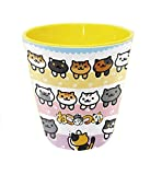 Neko Atsume Melamine Cup (Cats Gathered)