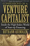Confessions of a Venture Capitalist, Ruthann Quindlen, 0446677000