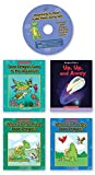 Dear Dragon and Other Favorite Stories Volume 8 CD and Paperback Books (Beginning-to-Read Audio Read-Along Sets)