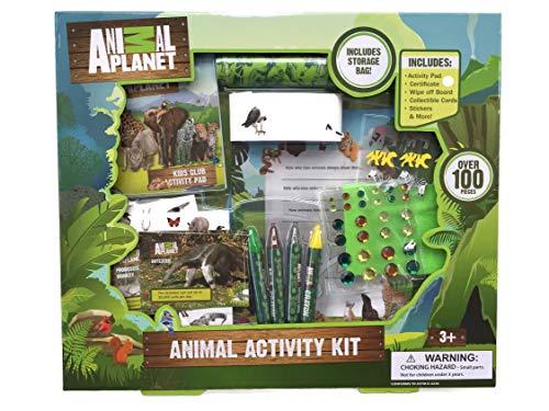 Animal Planet Activity Kit - Zoo Animals