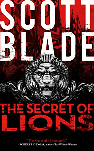 book cover of The Secret of Lions