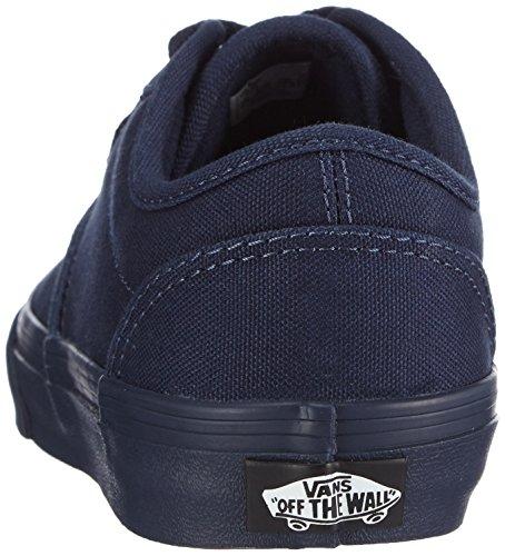 VansY ATWOOD DIP - Zapatillas Niños^Niñas azul - Blau ((Dip) navy/navy)