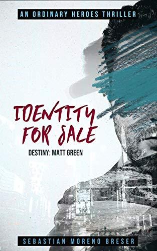 Identity For Sale by Sebastian Moreno Breser ebook deal
