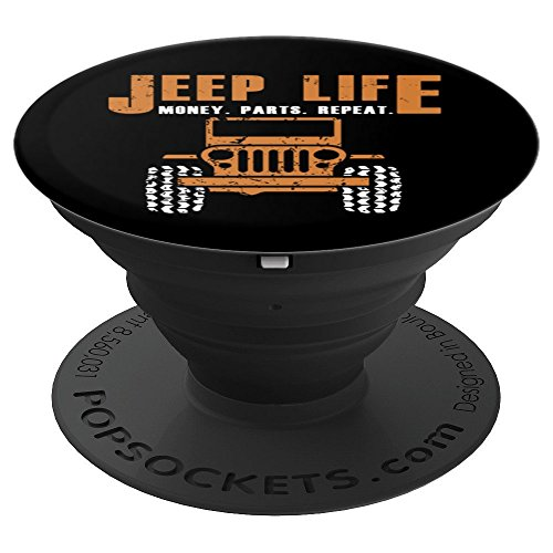 - Funny 4x4 Off Road Driving Pop Socket For Jeep Drivers - PopSockets Grip and Stand for Phones and Tablets