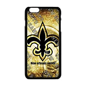 New Orleans Sainls Fashion Comstom Plastic case cover For Iphone 6 Plus