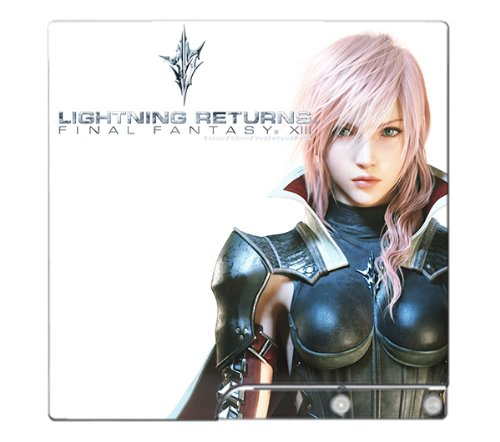 Lightning Returns: Final Fantasy XIII PS3 Game Skin for Sony Playstation 3 Slim Console (Best Final Fantasy For Ps3)