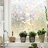 FORUP 3D Window Films Privacy Film Static