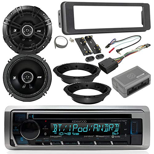 marine bluetooth stereo package - 8