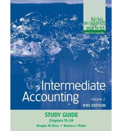 Intermediate Accounting: Test Bank (Volume 2: Chapters 15-24) ebook