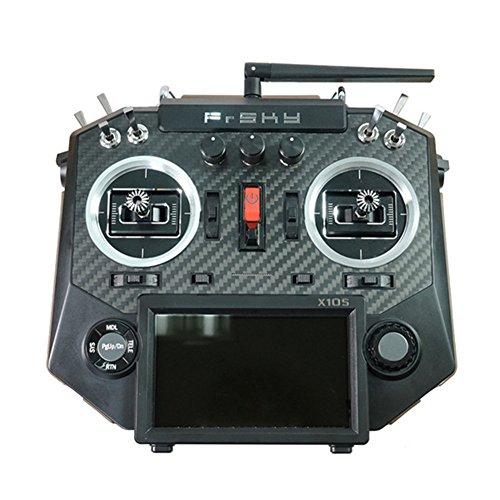 Frsky Hours X10S 2.4G 16CH Transmitter - Mode 2 - Carbon Fiber