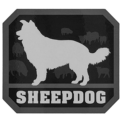 Sheepdog Decal - SWAT (Decals Swat)