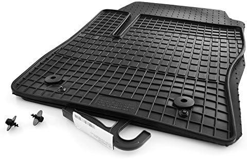 Kh Teile 37510 Gummimatten Set Gummi Fußmatten Schwarz Auto